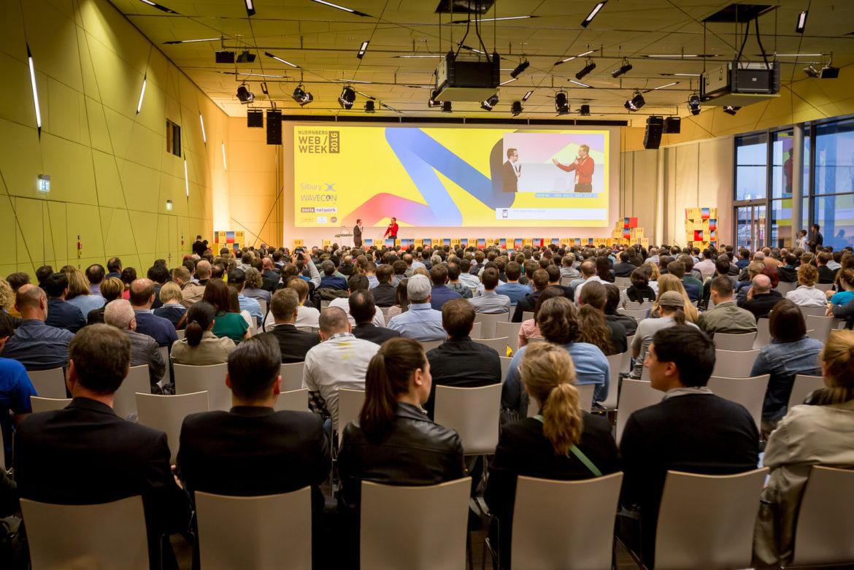 Menschen zusammenbringen, für die Zukunft wappnen – über den Spirit der Nürnberg Web Week