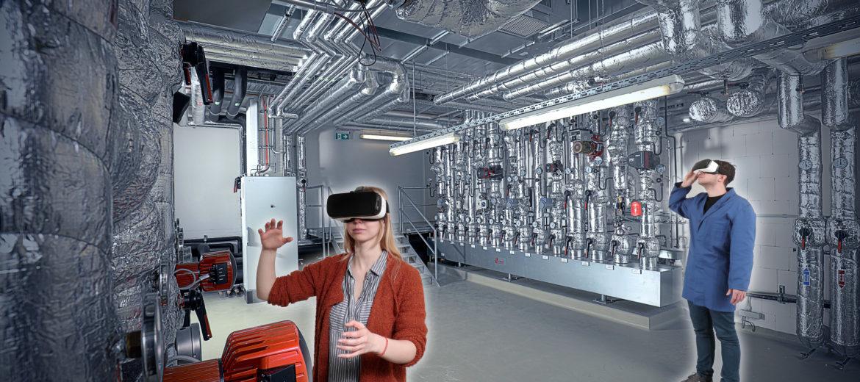 Virtual Reality in Nürnberg hautnah erleben