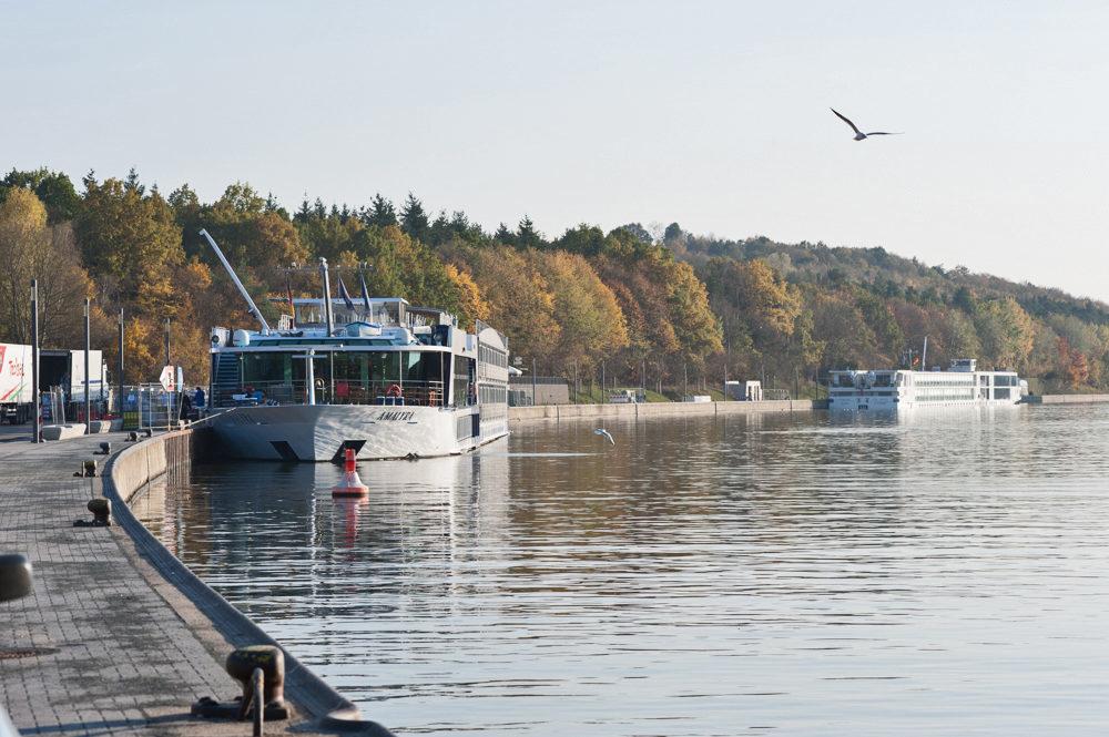 Schiff ahoi – Personenschifffahrtshafen Nürnberg nimmt Tempo auf