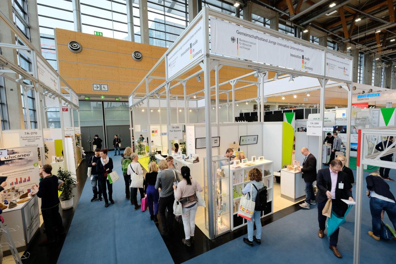 Der erste Schritt auf die große Bühne - NürnbergMesse als Sprungbrett für junge innovative Unternehmen