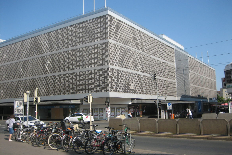 Phönix aus der Asche: Lebenszeichen vom Einkaufszentrum am Aufseßplatz