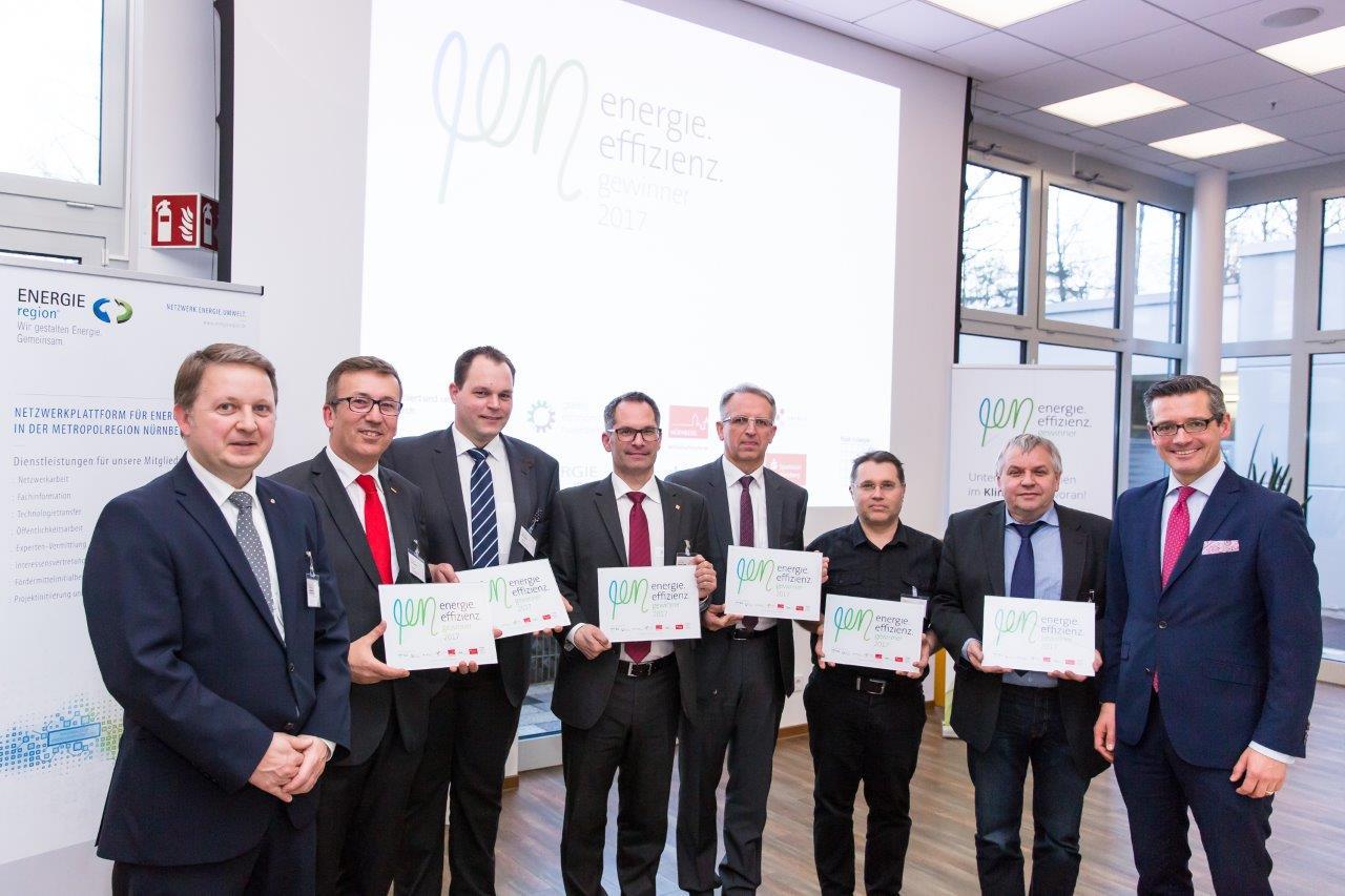 energie.effizienz.gewinner 2017 Nürnberg