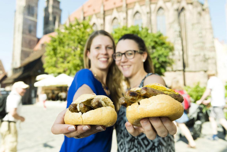 """Drei im Weggla"" – an Nürnbergs Exportschlager kommt kaum jemand vorbei"