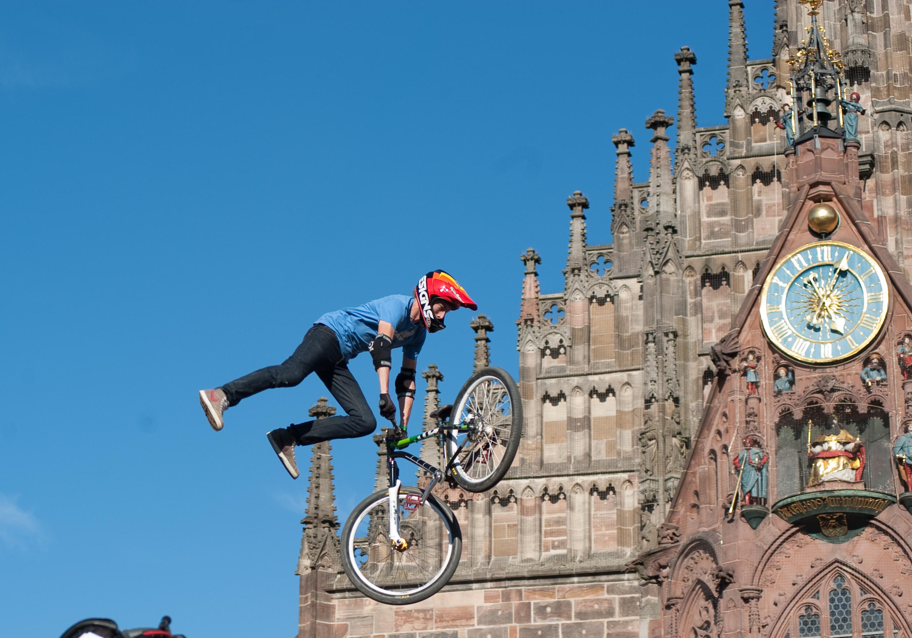 RedBull District Ride Nürnberg