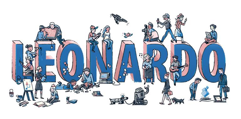 Innovativ, unkonventionell und interdisziplinär: LEONARDO, ein Zentrum für Kreativität und Innovation