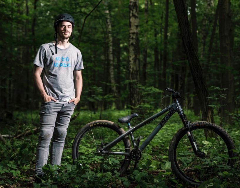 Rider und Bike Nürnberg