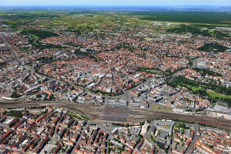 Nachhaltige Gewerbeflächenentwicklung und urbane Gebiete: Nürnberg auch weiterhin attraktiver Wohn- und Arbeitsstandort