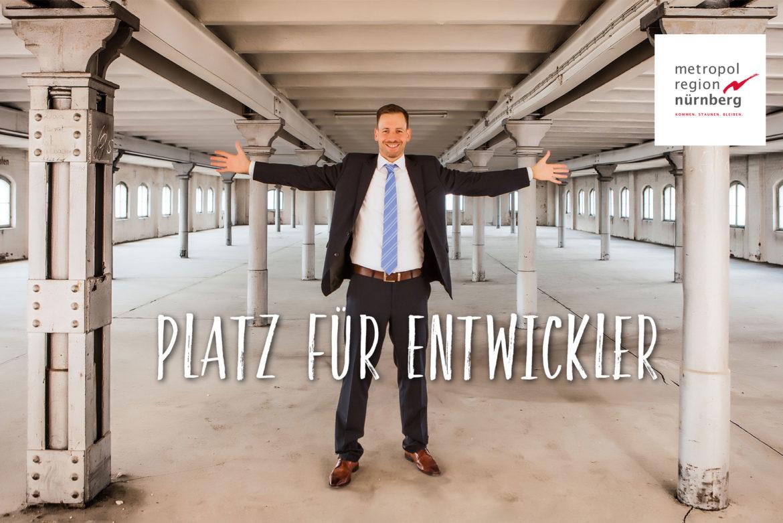 Die Metropolregion Nürnberg mit großem Gemeinschaftsstand auf der EXPO REAL 2017