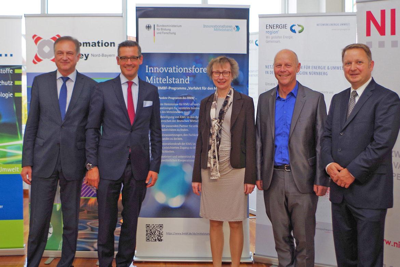 Fachkonferenz beschließt neunmonatigen intensiven Innovationsprozess für nachhaltige Energiesysteme in Nürnberg