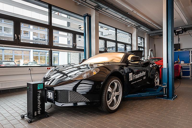 Innovativer Antrieb für die Automotive-Branche am Standort Nürnberg