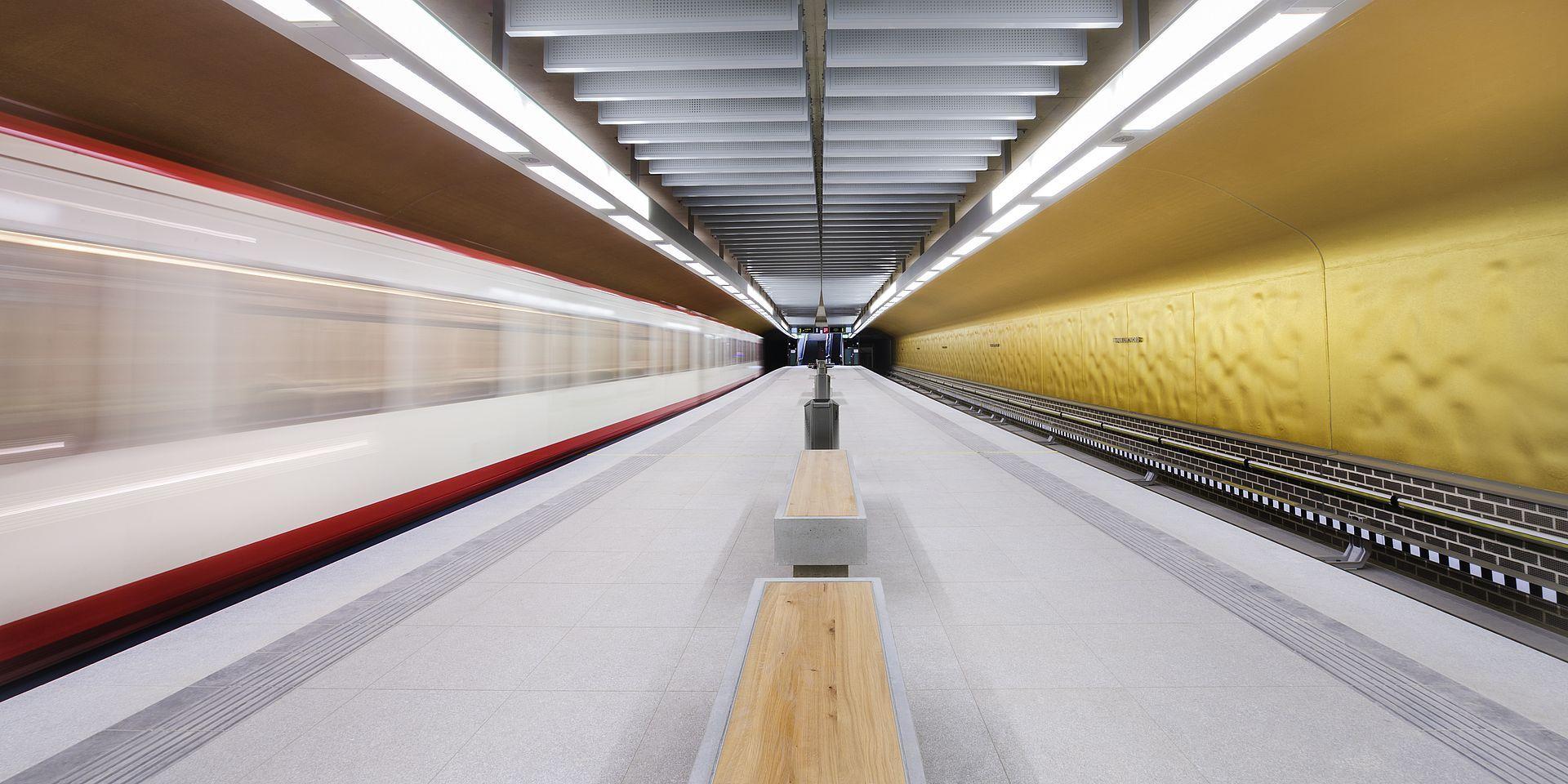 U-Bahn Nürnberg Klinikum Nord