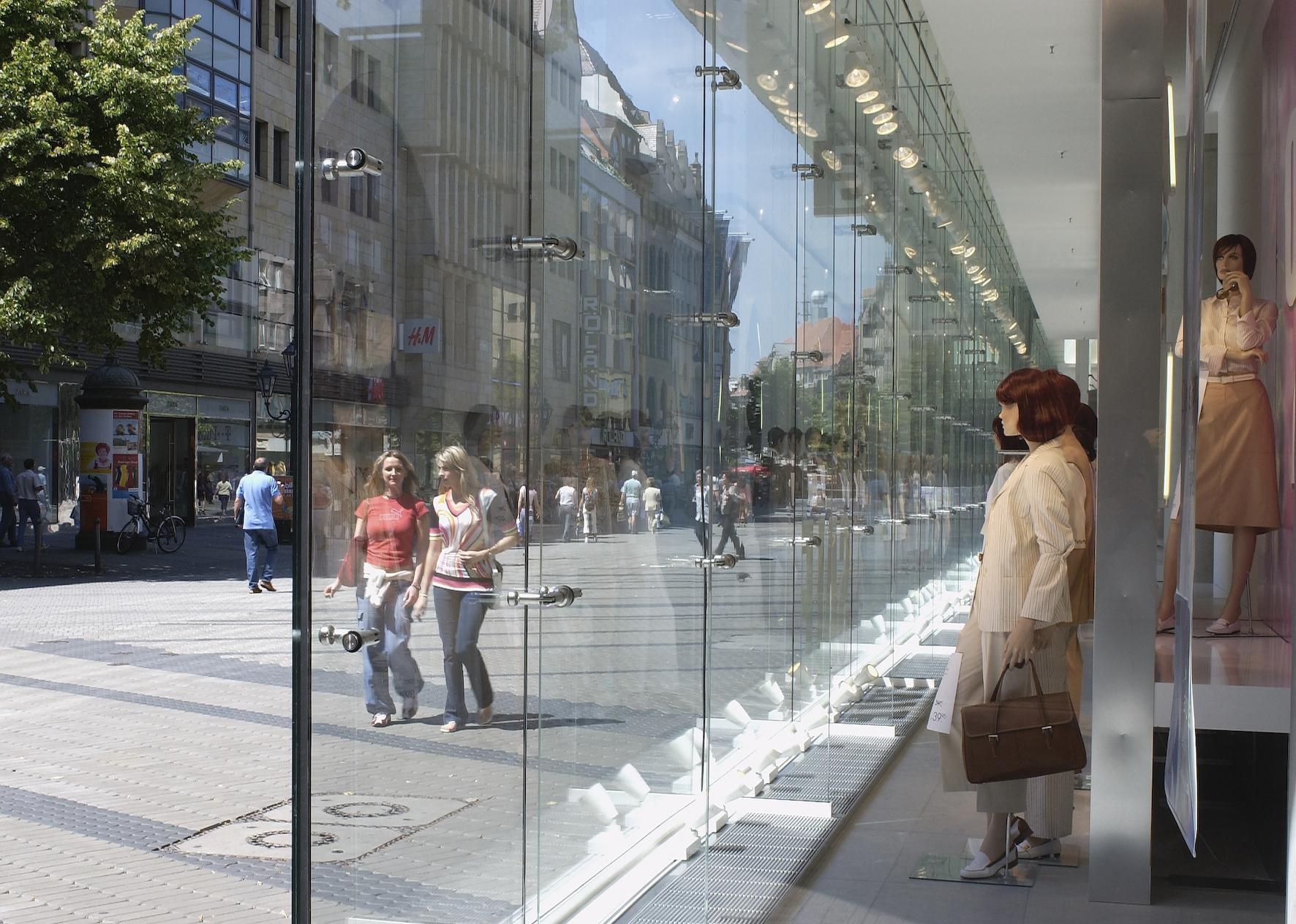 Nürnberg Einzelhandel