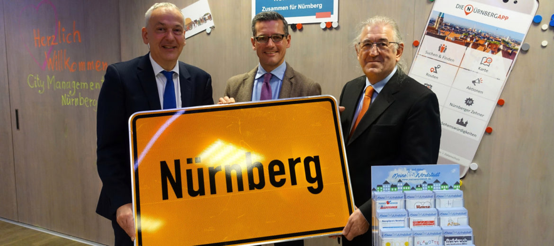 City Management Nürnberg