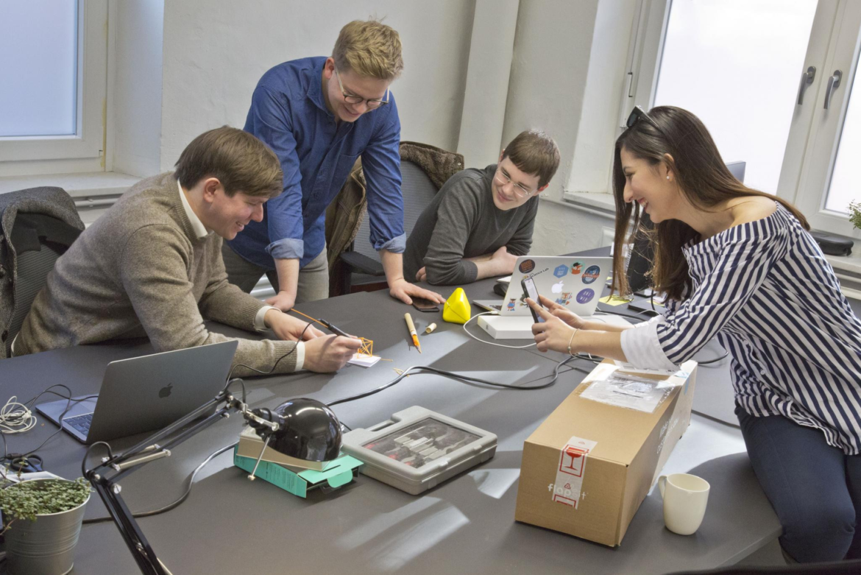 ZOLLHOF Tech Incubator: Neues Zuhause für Nürnbergs digitale Startup Szene