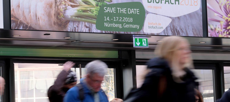 BIOFACH in der Biometropole Nürnberg: Nachhaltige Strategien zahlen sich aus