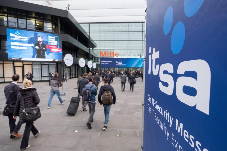 Nürnberg Messe mit it-sa europaweit eine Größe in puncto IT-Sicherheit