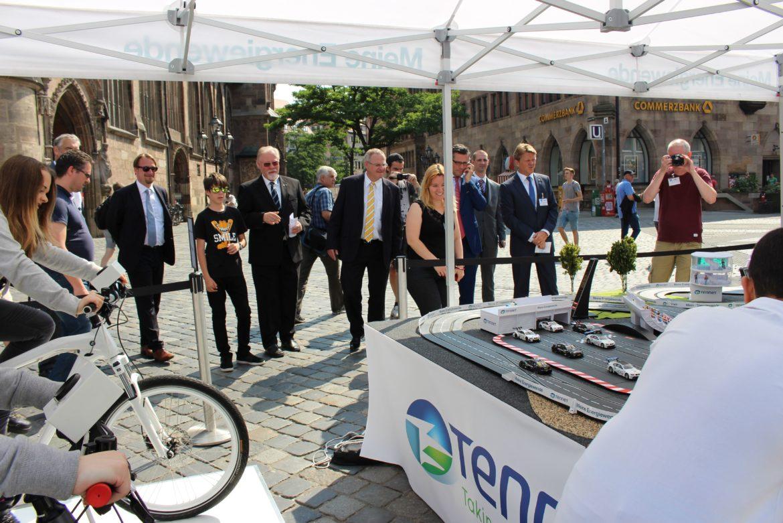 Wissens-Event für alle: VDI-Technikmeile macht Hightech in Nürnberg erlebbar