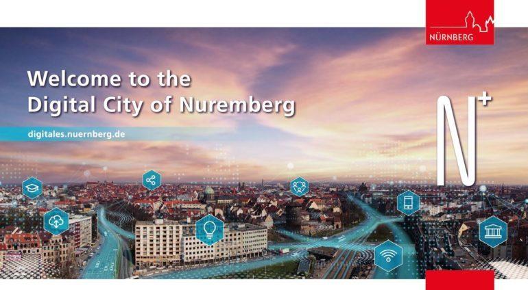 Digitales Nürnberg © Wirtschaftsförderung Nürnberg