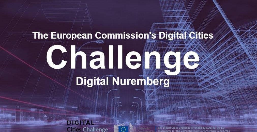 Nürnberg positioniert sich als Epizentrum für Digitalisierung