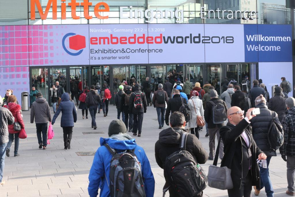 embedded world © NürnbergMesse GmbH
