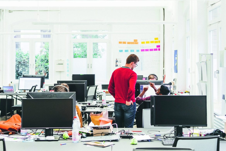 ZOLLHOF Nürnberg ist Deutschlands am schnellsten wachsender Tech-Inkubator