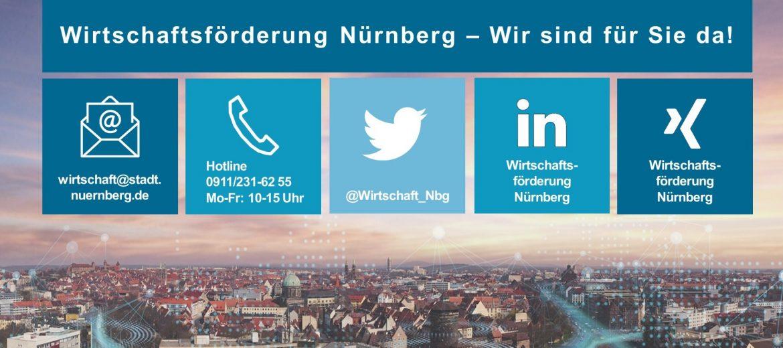 Wirtschaftsförderung Nürnberg - Gemeinsam durch die Krise