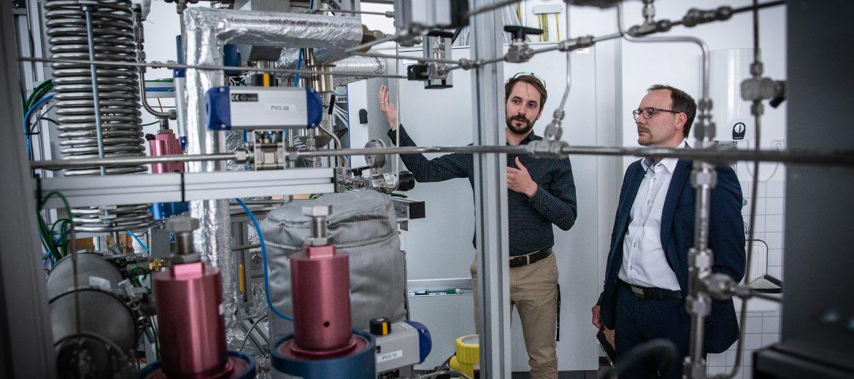 Wasserstoff - Treiber einer nachhaltigen Mobilität
