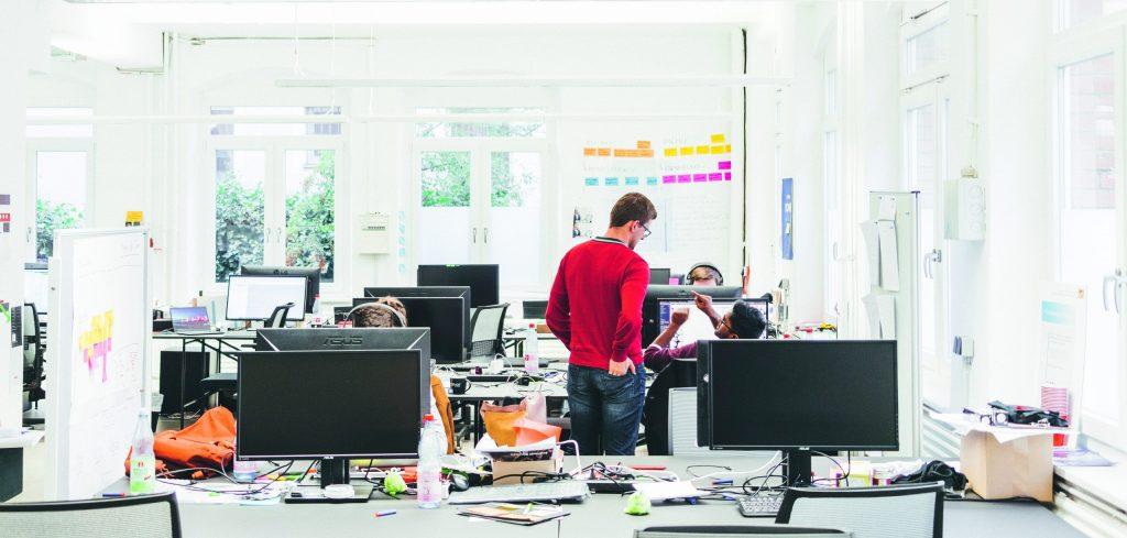 Unternehmensgründerinnen und -gründer finden in Nürnberg ein perfektes Ökosystem