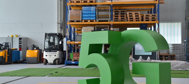 5G-Testzentrum für die Industrie im Nordosten Nürnbergs