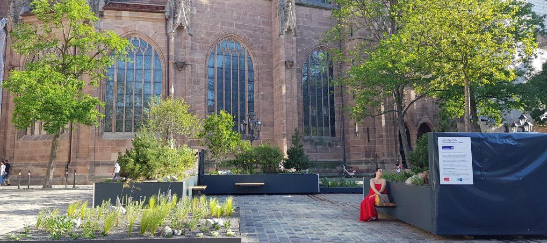 NEWS: Nördlicher Lorenzer Platz blüht auf